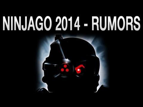 LEGO NinjaGo 2014 Rumor List