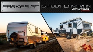 Ezytrail Parkes GT Hybrid Off road Caravan
