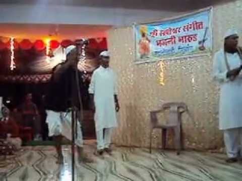 Bhajni  Bharud Nirwhal Madhliwadi (chiplun) Part 2 video
