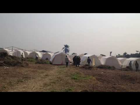 Uganda/DR Congo: Bringing relief to new influx of refugees