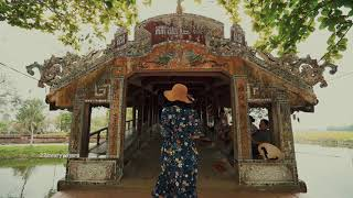 Huế Imperial City Vietnam in 80 seconds - [Travel Film]