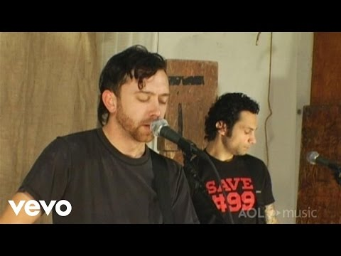 Rise Against - For What It's Worth (Live @ AOL Undercover)
