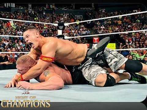 Wwe Night Of Champions 2014 Review: brock Lesnar Retains! video