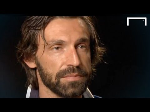 Andrea Pirlo interview