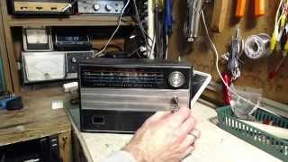 Japanese Super-Sonic 4Band 12 Transistor Radio (reposted)