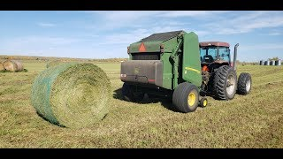 Hay19 DONE Harvest19 BEGINS!!!