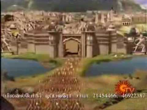 SUN TV Ramayanam Episode 01 - clip 1