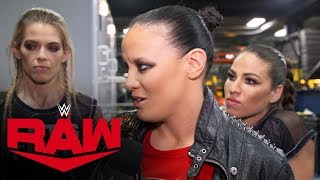 Shayna on what Becky could never do: Raw Exclusive, Nov. 18, 2019