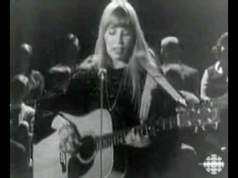 Both Sides Now and The Circle Game -- Joni Mitchell