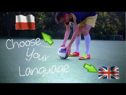 Jak Podkręcić Piłkę Tutorial PL ENG
