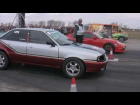 Audi 90 Quattro Turbo. Audi 90 Quattro Turbo Vs.