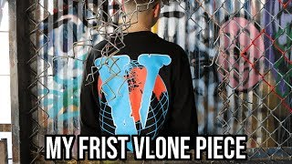 MY FIRST VLONE PIECE