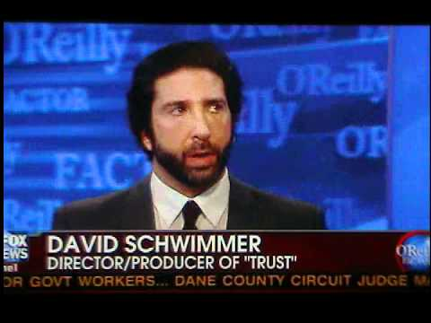 Bill O'Reilly Interviews David Schwimmer