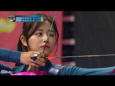 韓国のアーチェリー選手が美人すぎる件wwwwwwwwwwwwwwwwwwwwwwwwwwwwwww