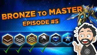 Starcraft 2 - Bronze to Master #5 - Play macro and get BETTER ! (Platinum to Diamond)