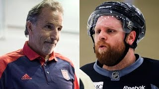 Tortorella: I like Phil, just wish he didn't say anything