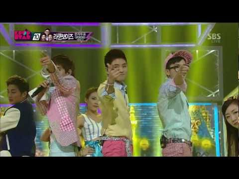 라쿤보이즈 (Raccoon Boys) [Love On Top] @KPOPSTAR Season 2