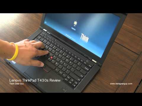 Lenovo ThinkPad T430s Review