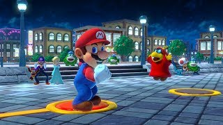 Super Mario Party: Challenge Road - End of the Road: Character Mario