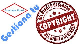 Licencias de Copyright para Youtubers.