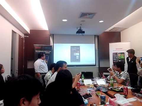 Simple Vdo Record : I-mobile Iq6 video