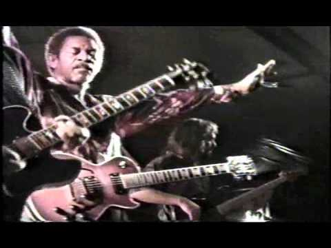 Luther Allison Live! At Memphis in May 1996 Part 8 of 10.