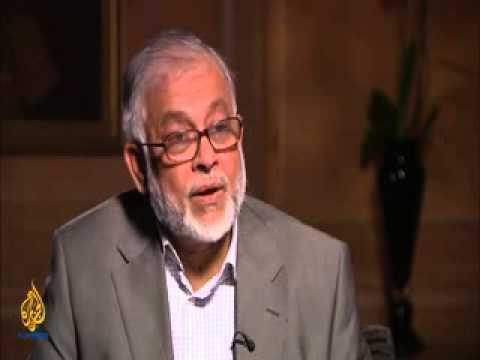 Talk to AJE:Chowdhury Mueen Uddin..'Not a war criminal-[Part-2]-July 20, 2013