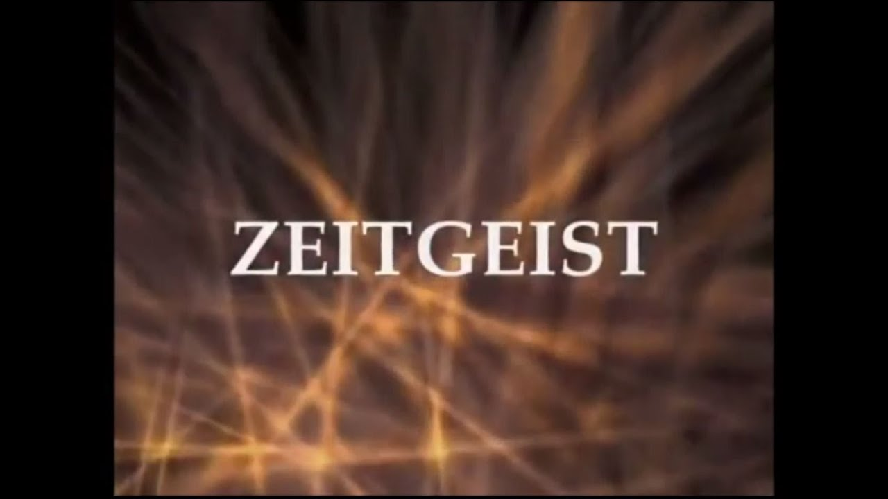 Where Are You Going Where Have You Been Movie ZEITGEIST THE MOVIE  2007