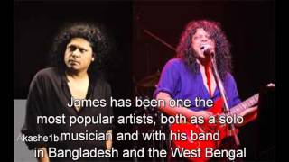 Bidhataa - James | Sweetheart (2016) | Bengali Movie Song | akashe1bd