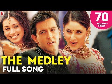 The Medley Song | Mujhse Dosti Karoge | Hrithik Roshan | Kareena Kapoor | Rani Mukerji