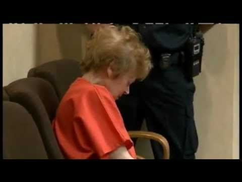 Grandmother charged with murder after allegedly SHOOTING grandson EIGHT times