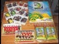 Opening 10 packs panini CONFEDERATIONS CUP Brazil 2013 sticker collection