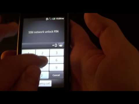 How to unlock HTC MYTOUCH T-mobile Rogers O2 Fido Orange Red