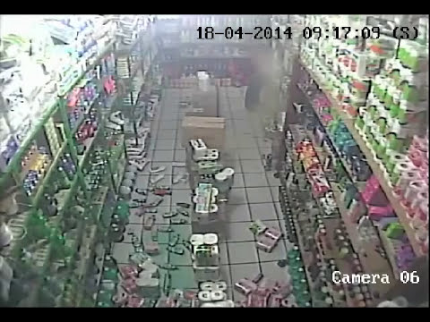 Temblor 18 Abril 2014 La Mira Michoacán