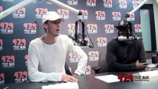 Machine Gun Kelly Explains How He Had To Check Diddy