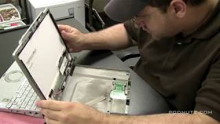 Laptop Repair Courses-Screen Replacement Panasonic Tough Book CF W5