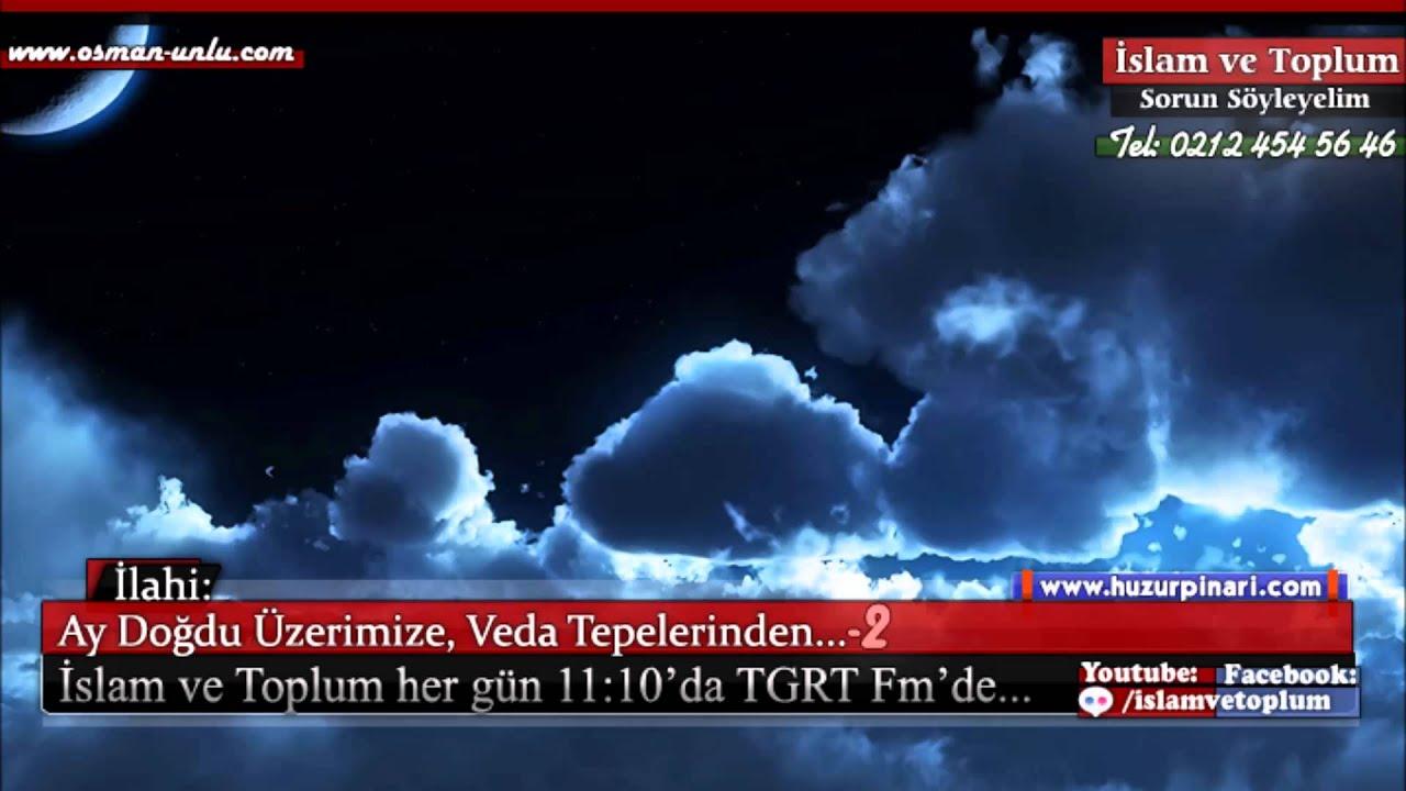 Ay Doğdu Üzerimize -2 - Müziksiz İlahi