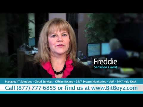 Business IT Services Cleveland OH - Networking, Cloud, Data Recovery, Backup, VoIP