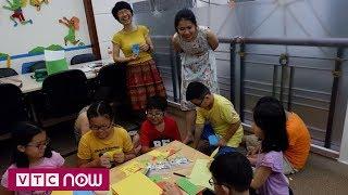 """""""Kiến tạo thay đổi"""" - dạy trẻ em làm chủ   VTC9"""