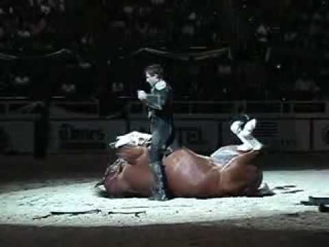 Funniest Horse Act Ever! Tommie Turvey And Pokerjoe! video