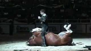 Funniest Horse Act Ever! Tommie Turvey and Pokerjoe!