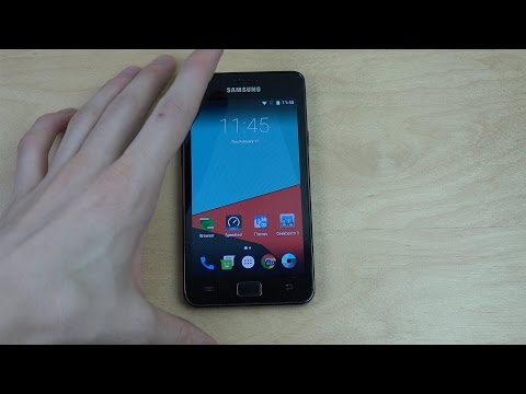 Samsung Galaxy S2 Android 6.0.1 Marshmallow CM13 - Review!