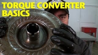 How Does a Torque Converter Work?