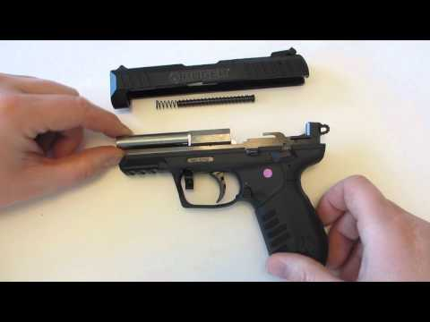 Ruger SR22PB Table Top Review