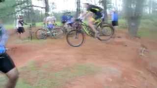 Stoppie Sunday (almost crash) - Gerardo Mendoza