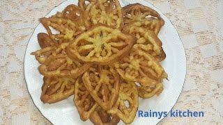 ফুলঝুড়ি পিঠা-সাচের পিঠা।| Bangladeshi Pitha |Shacher pitha/Fuljhuri pitha || Bangladeshi racipe ||