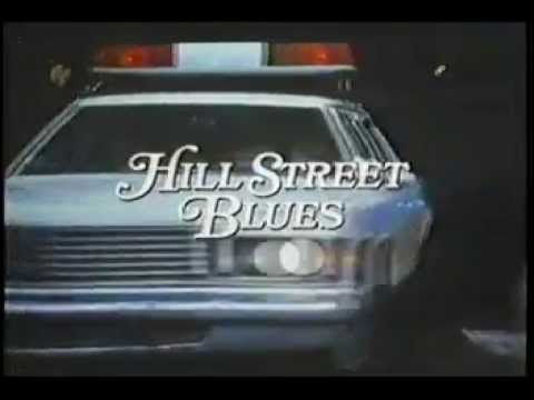 Hill Street Blues Opening 1985