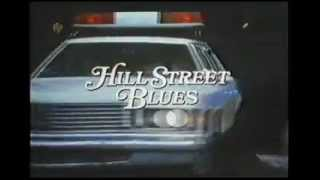 Hill Street Blues Opening 1985