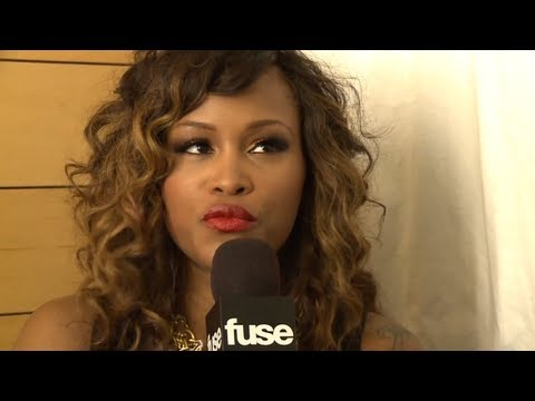 Eve Talks Nicki Minaj & Azealia Banks - Rock the Bells 2012
