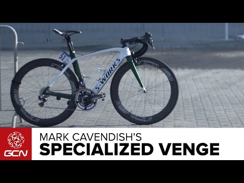 Mark Cavendish's Specialized Venge
